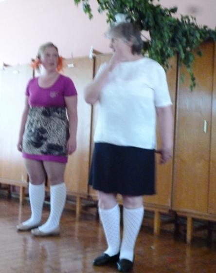 Pepija un Nezinītis arī bija ieradušies apsveikt pirmsskolas beidzējus:)