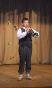 Trompeti spēlē Kārlis Žīgurs ( Ērgļu MMS)