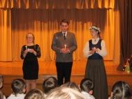 9.klases skolēni Marta, Dairis un Gundega - Ievadvārdi