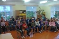 Visi sākumskolas skolēni piedalījās pasākumā