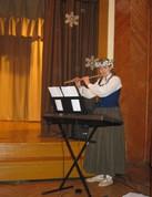 Flautas solo - Līva Dāve