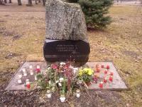 25. marts - Komunistiskā genocīda upuru piemiņas diena