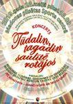 """28.maijā - Madonas reģiona skolēnu XII Latvijas skolu jaunatnes Dziesmu un deju svētku ieskaņas koncerts """"Tūdaliņ, tagadiņ saulītē rotājos"""""""