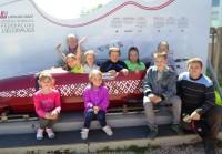 Mācību ekskursija uz Līgatni un Siguldu.