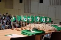 EKO skolu apbalvošanas ceremonija 2015