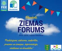 EKO skolu ziemas forums!