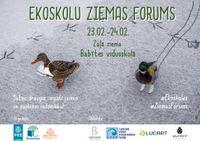 Gatavojas Latvijas simtgades pasākumiem vides aizsardzībā – 23. un 24. februārī Ekoskolas tiekas Babītē