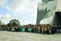 16. septembrī Latvijas Nacionālajā bibliotēkā notika ikgadējā Ekoskolu apbalvošana